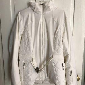 North Face Ski Jacket w/Snow Bib